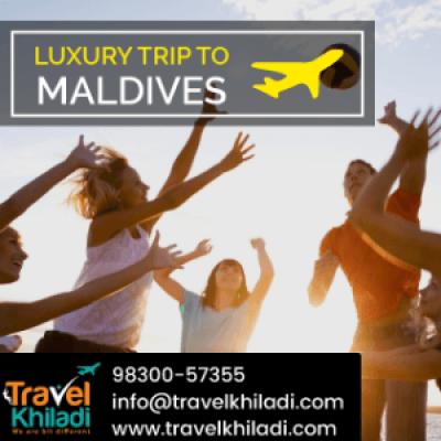 Luxury Trip To Maldives