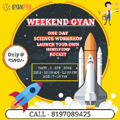 Weekend Gyan -One Day Science Workshops-jp nagar