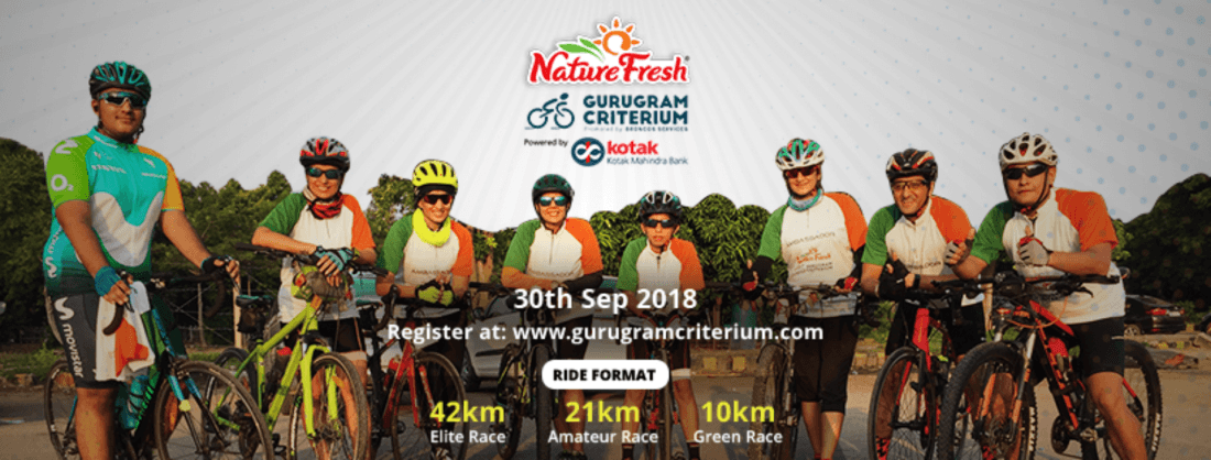 Nature Fresh Gurugram Criterium