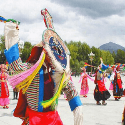 Indigenous trails To Tibet