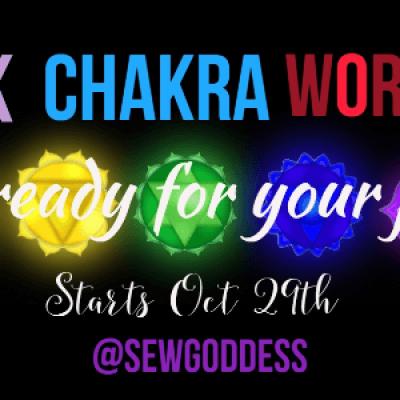 Oct 29th - Eight week Chakra Meditation Class with Reiki