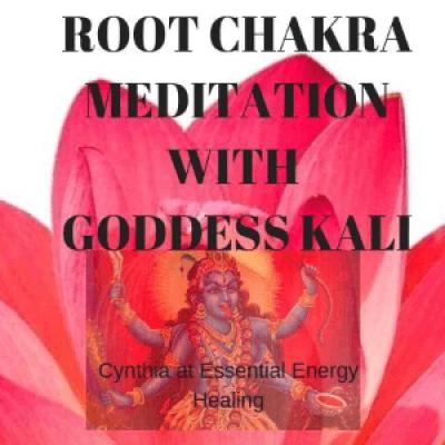 Root Chakra Meditation with Goddess Kali