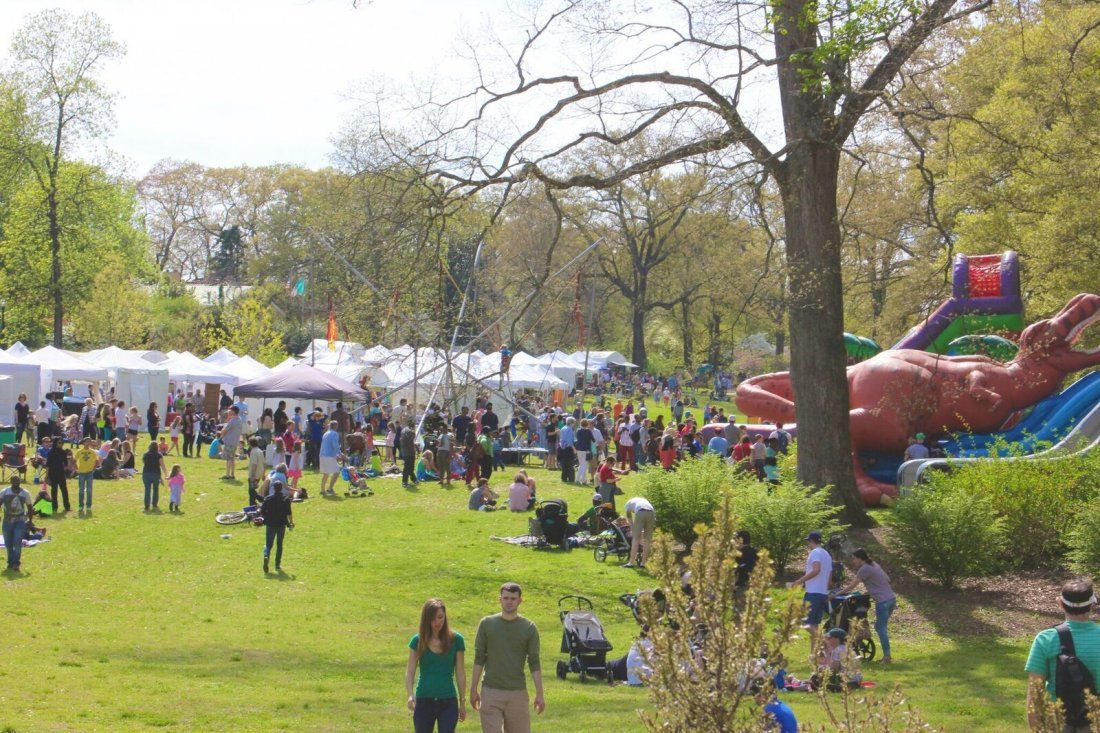 Tenth Annual Fall Festival on Ponce Returns to Olmsted Linear Park This October