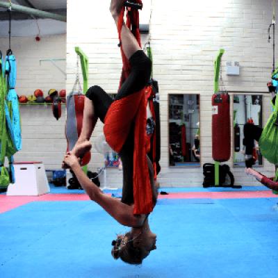 Aerial Yoga Fly Flow Workshop - All Levels