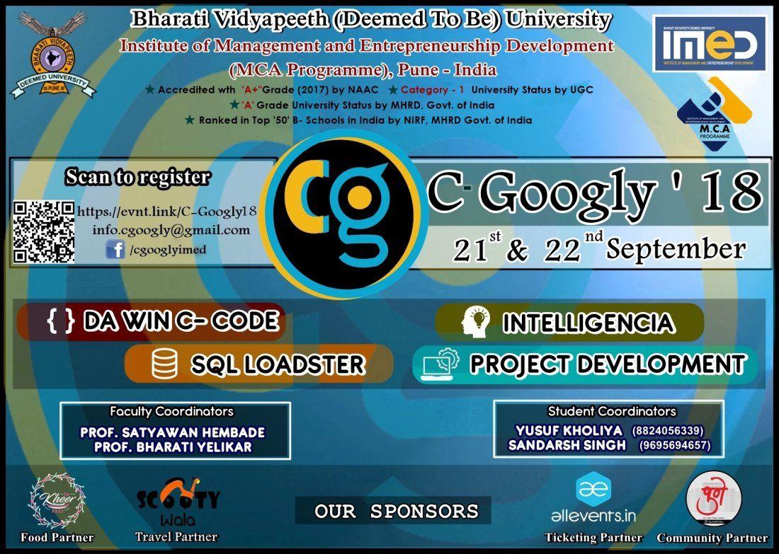 C - Googly18