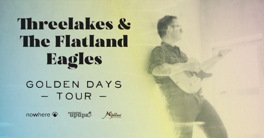 ThreeLakes & The Flatland Eagles  Jane Willow  Bua