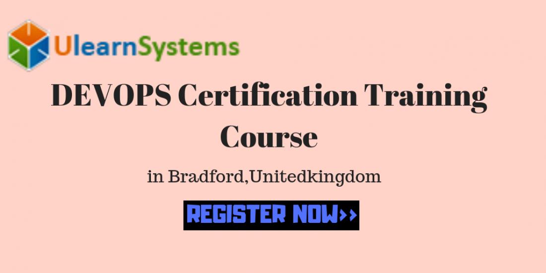 Devops Certification Training Course In Bradfordunitedkingdom