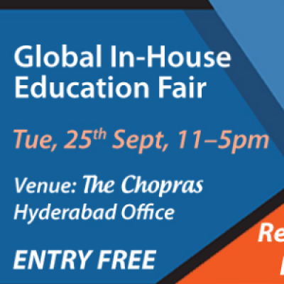 Global In-House Education Fair 2018 in Hyderabad - Free Registration
