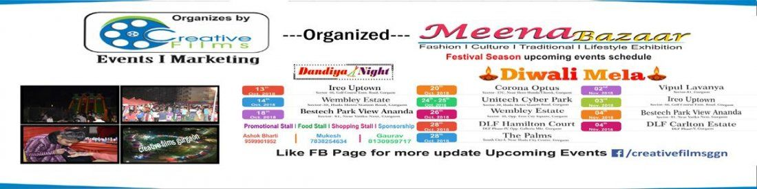 Stall Booking open - Dandiya Dussehra & Diwali Mela in gurgaon