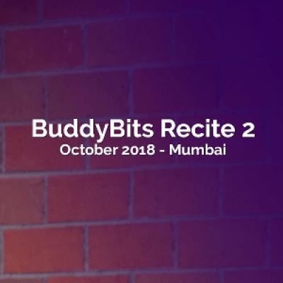 BuddyBits Recite 2 - Mumbai