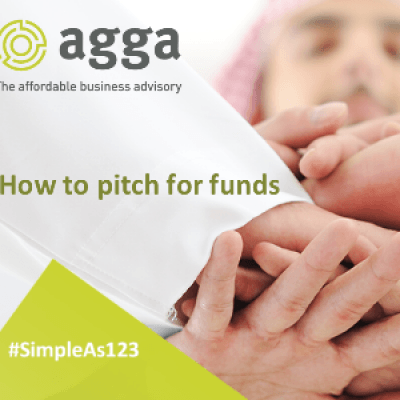 How to pitch for funds