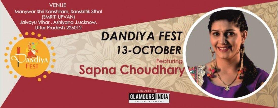 Dandiya Fest 2k18 ft. Sapna Choudhary