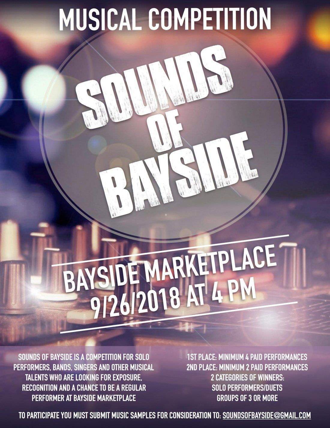 Sounds Of Bayside