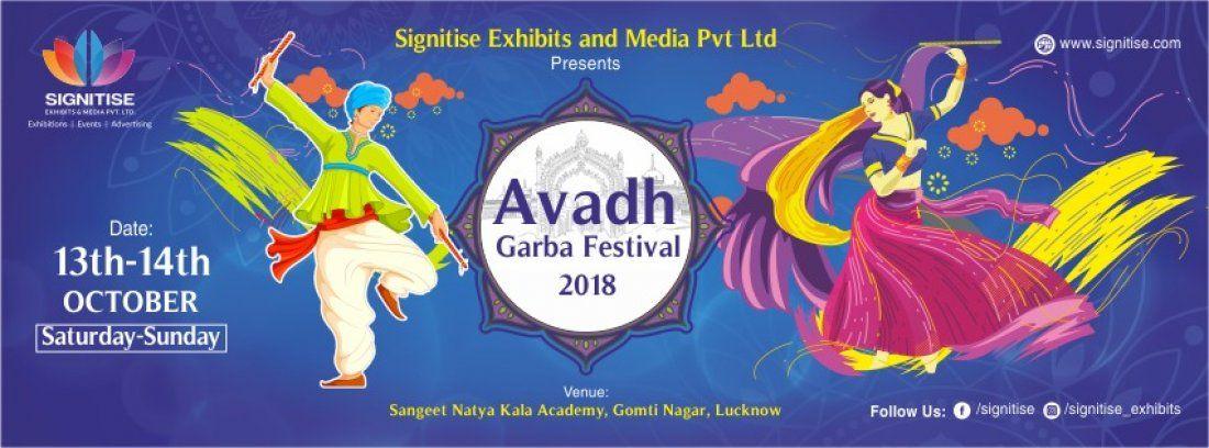Avadh Garba Festival 2018
