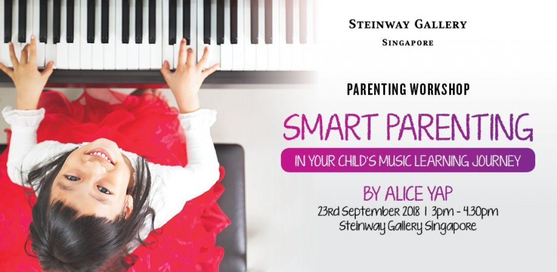 SMART PARENTING IN YOUR CHILDS MUSIC LEARNING JOURNEY