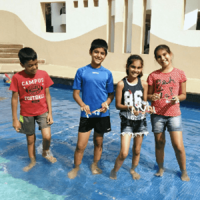 Apartment activities for KIDS- Bangalore