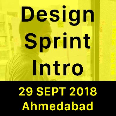 4 Design Sprint Intro  Workshop