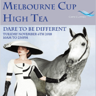 Melbourne Cup  Cafe Clipper
