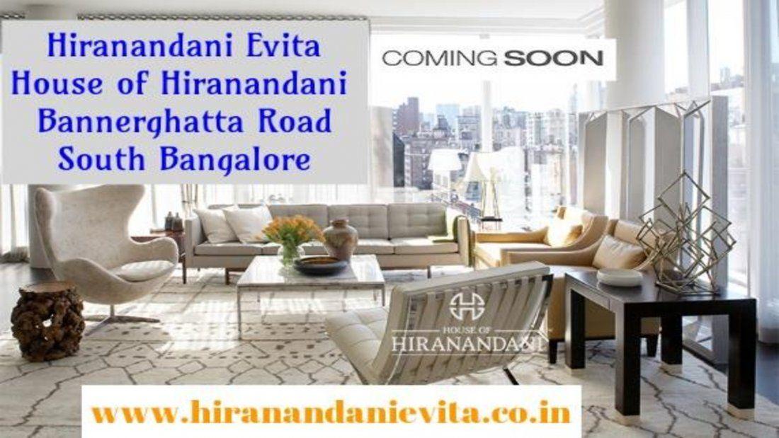 Hiranandani Evita Bannerghatta Road - hiranandanievita.co.in