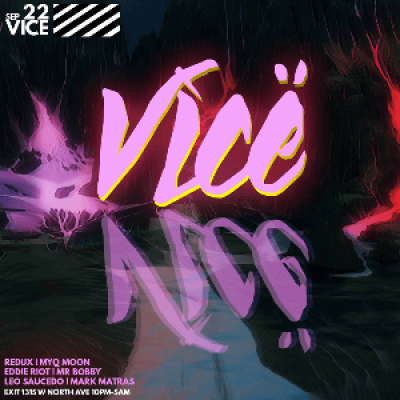 Vice We All Have Them. Redux MYQ Moon Leo Vice Residents