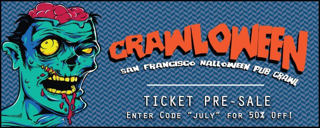 San Francisco Halloween Pub Crawl - Crawloween