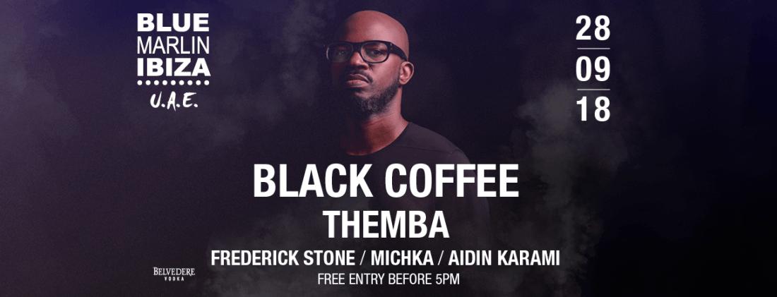 Black Coffee & Themba