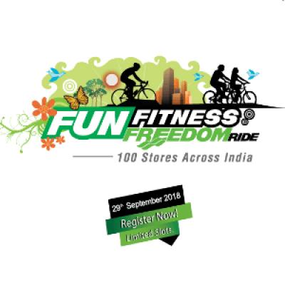 Fun Fitness Freedom Ride - 2018 Edition - Ahmedabad