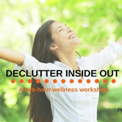 Declutter Inside Out