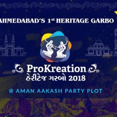 Prokreation Heritage Garbo 2018