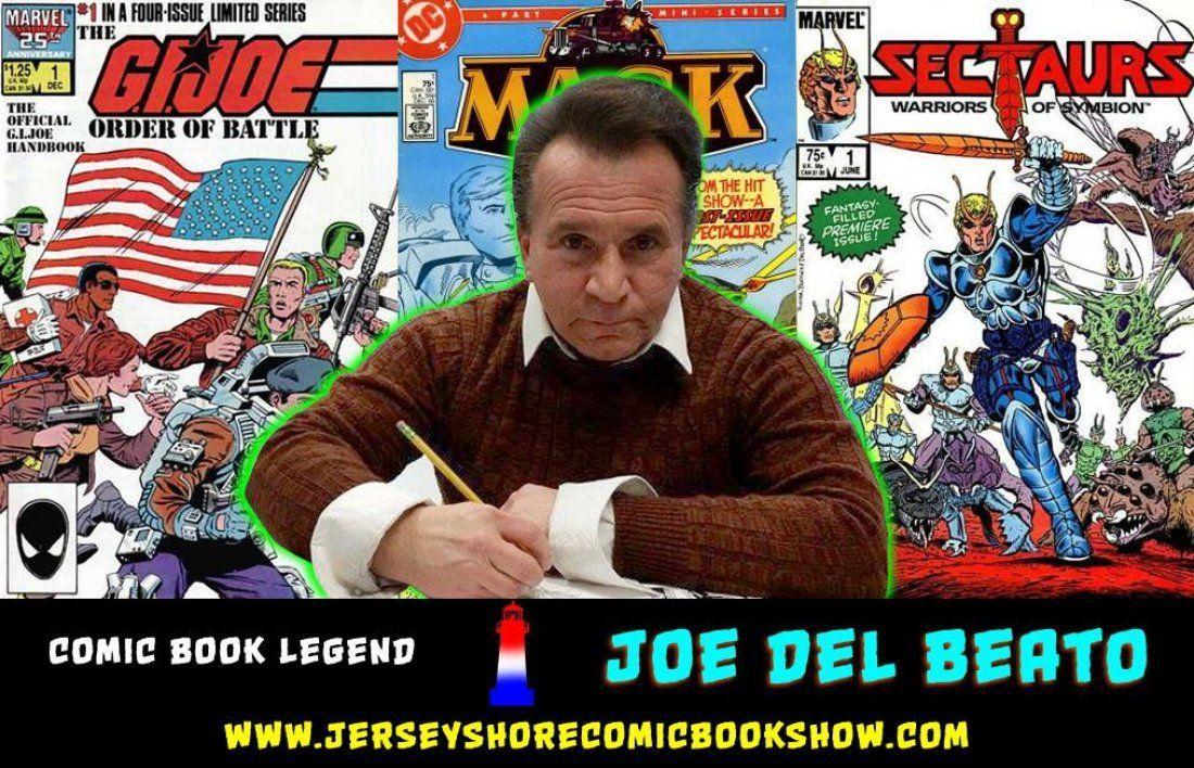 Jersey Shore Fall Comic Book Show