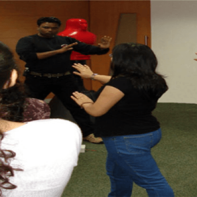 Womens Self Defence Workshop