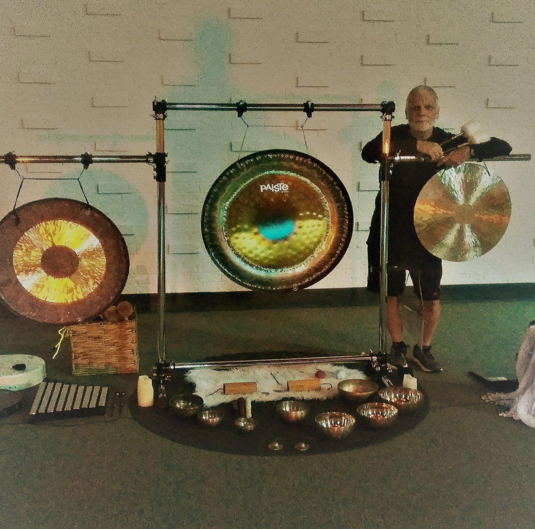 Gong Journeys Meditation