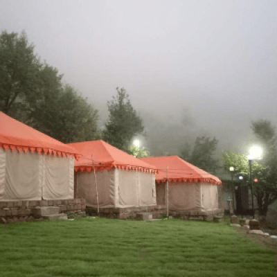 Dharamshala Adventure Camp