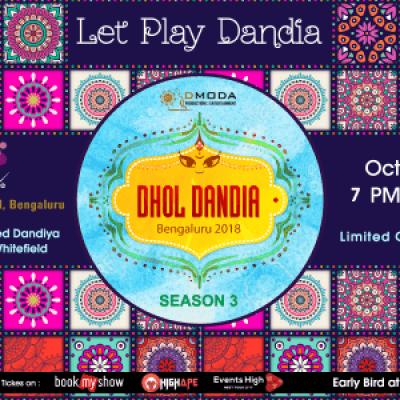 Dhol Dandia 2018 Season 3 Lets Play Dandia