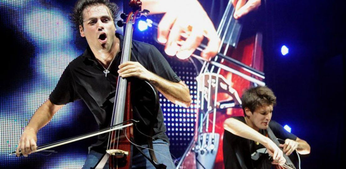 2Cellos at Comerica Theatre Phoenix AZ