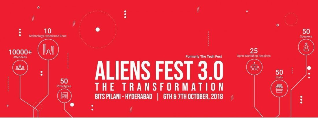 AliensFest 3.0 (Formerly TheTechFest) By EngineersHub