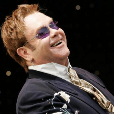 Elton John at Wiener Stadthalle - Halle D Vienna WI