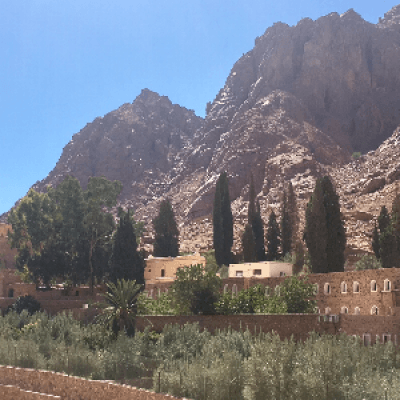 Egypt - Way of Love - Mount Sinai Tour