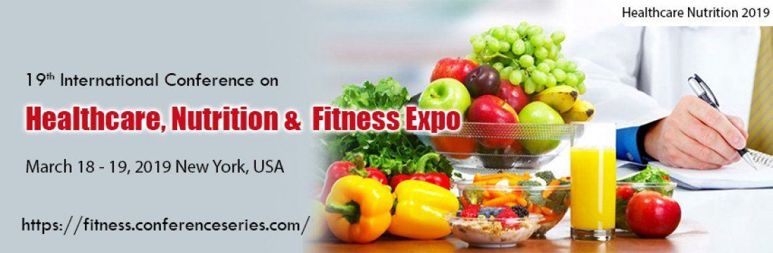 19th International Conference on Healthcare Nutrition & Fitness Expo