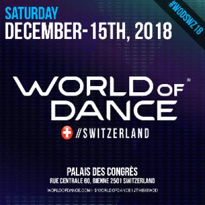 World of Dance Switzerland 2018