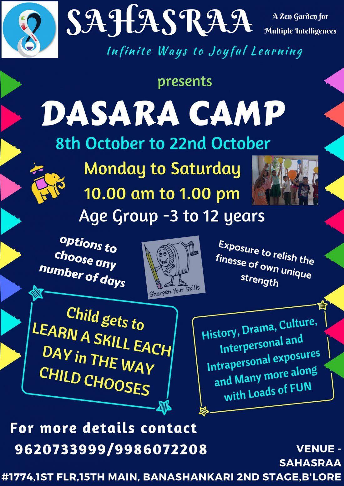 Dussehra Camp
