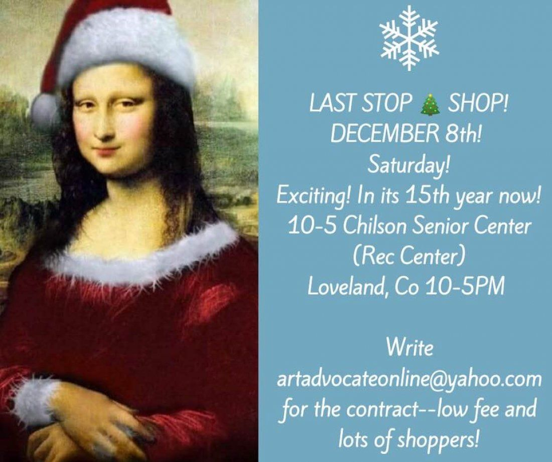 Last Stop Christmas Shop
