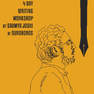Saumya Joshi Writing Workshop