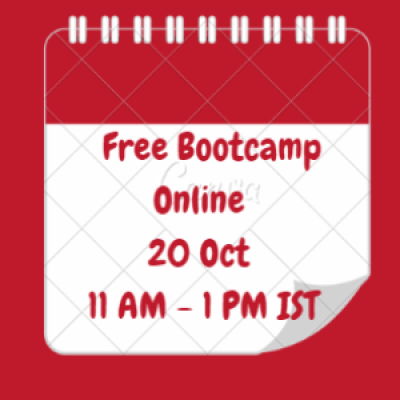 When RPA Meets Artificial Intelligence  Free Bootcamp Online  Sat. 20 Oct  11 AM - 1 PM IST