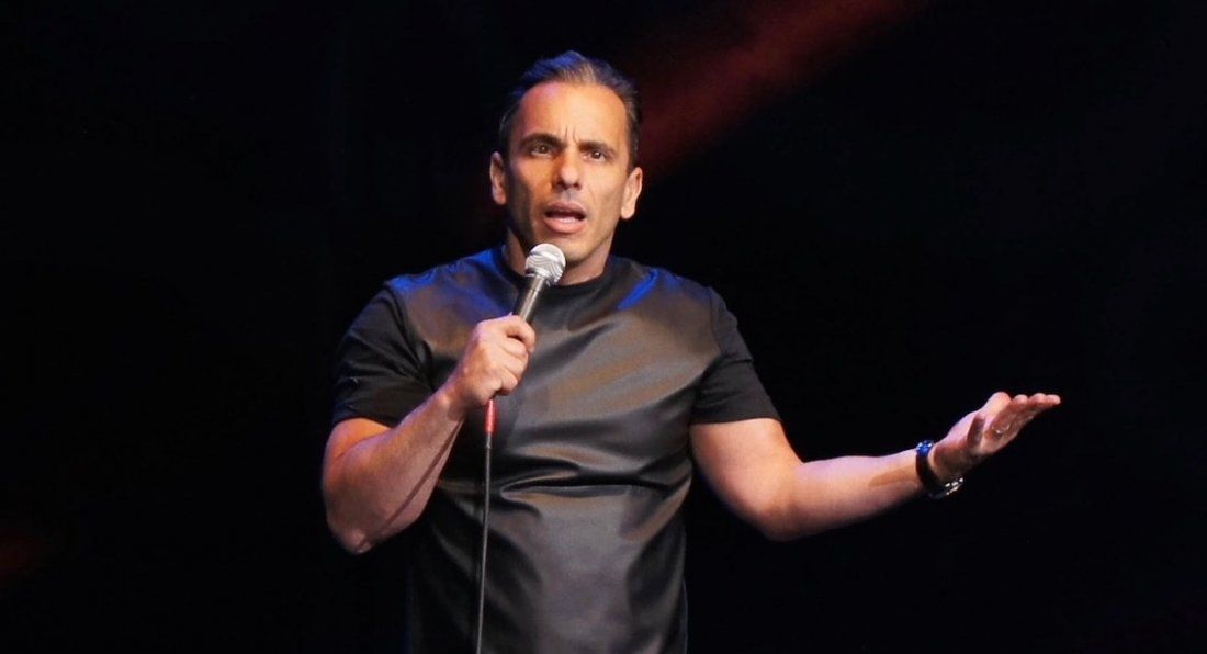 Sebastian Maniscalco at Cullen Performance Hall Houston TX