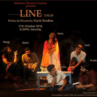 Line - A Play In Hindi