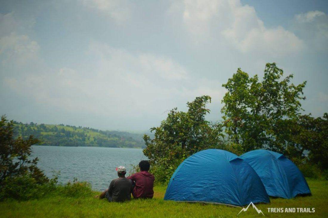 Bhandardara Lakeside Camping on 13th 14th October 2018