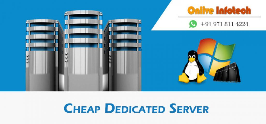Onlive Infotech Introducing Cheap Dedicated Server Hosting Event