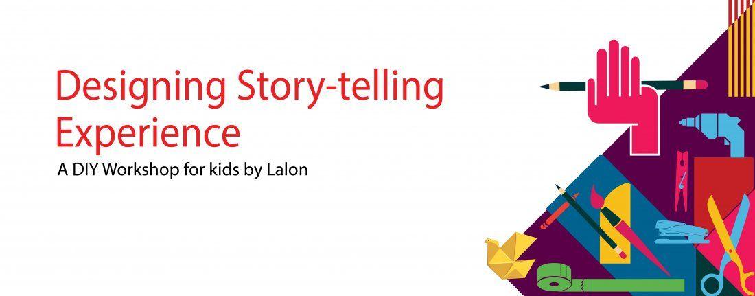 Designing storytelling experiences Strengthening the bond between elderly and children