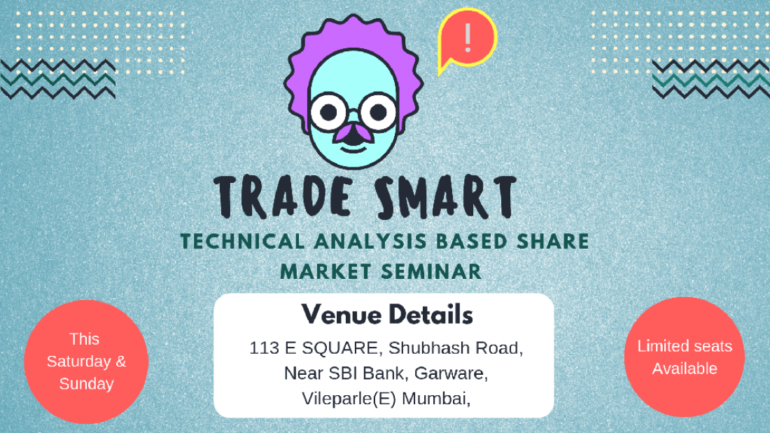 Trade Smart Stock Market Seminar Mumbai